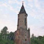Башта палацу Йозефа Бортманського (с.Тадані, Львівська обл.)