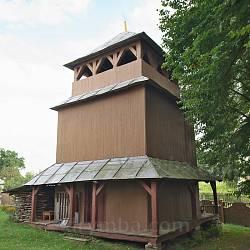 Тадані. Дзвіниця церкви св.Миколая