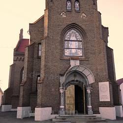 Борислав. Церква святої Анни (фрагмент)