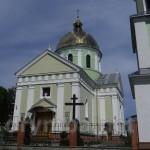 Церковь св.Симеона Столпника в селе Нагачев