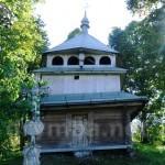 Тухолька. Дзвіниця церкви Успіння Пресвятої Богородиці