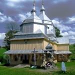Церква св.Івана Хрестителя у селі Хащованя