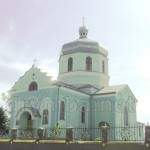 Церква св. Петра і Павла у селі Чернилява