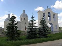 Церква у селі Ангелівка Тернопільського району