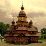 Церковь свв.Бориса и Глеба (г.Жидачов, Львовская обл.)