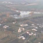 Село Ангелівка. Вид з висоти
