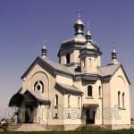 Берлоги. Новая церковь Пречистой Девы Марии