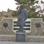 Пам'ятник Афанасію Нікітіну. Феодосія, Карантин