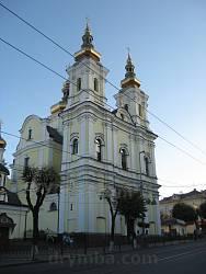 Домініканський костел у Вінниці