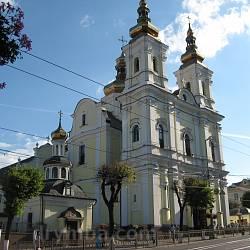 Вінниця. Костел Домініканського монастиря