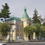 Вінниця. Будівля торгово-економічного інституту