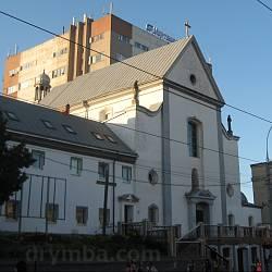 Вінниця. Монастир капуцинів