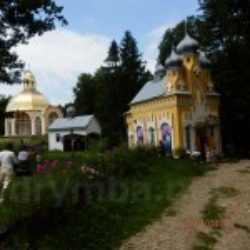 Село Биличі - відпустове місце