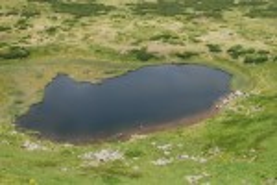 Озеро Несамовите на Чорногірському хребті