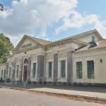 Вокзал у м.Дубно