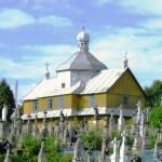 Церква Покрови Пресвятої Богородиці. Старе Місто