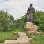 Пам'ятник Князю Васильку у Теребовлі