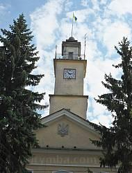 Вежа Теребовлянської ратуші