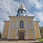 Теребовля. Фасад церкви св.Миколая