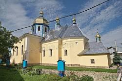 Церква св.Миколая у Теребовлі