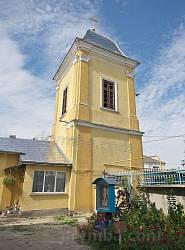 Дзвіниця церкви св.Миколая у Теребовлі
