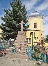 Дзвіниця церкви св.Миколая