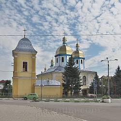 Церква св.Миколая (м.Теребовля, Тернопільська обл.)