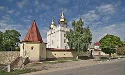 Теребовля. Оборонный монастырь кармелитов