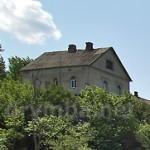 Дом управляющего усадьбы Лопухиных на берегу Роси