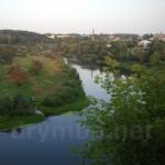 Річка Случ у Новограді-Волинському