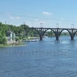 Мерефо-Херсонський залізничний міст (м.Дніпропетровськ)