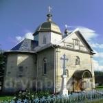 Церква св.Георгія (с.Старе Місто, Тернопільська обл.)