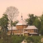 Церква Преображення Господнього у селі Градівка