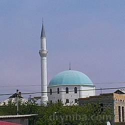 Мечеть Кьоз Джамісі у селі Сонячна Долина