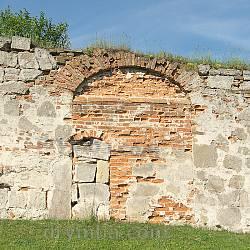 Мури монастиря у Підкамені. Нові господарі - нові правила