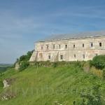 Підкамінь. Келії домініканського монастиря