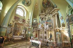 Каплиця-ротонда св.Параскеви