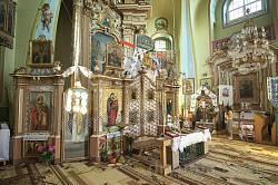 Часовня-ротонда св.Параскевы