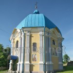 Часовня-ротонда св. Параскевы в Подкамне