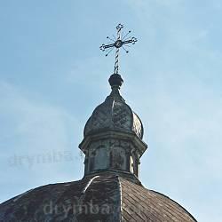Кладбищенская часовня-ротонда