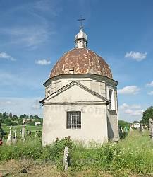 Цвинтарна каплиця-ротонда