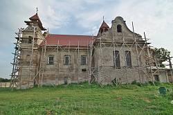 Тартаків. Костел св.Михаїла