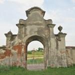 Ворота костела в Тартакове