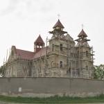 Тартаков. Комплекс костела св.Архангела Михаила