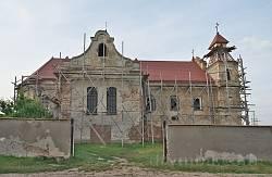Костел св.Михаила в Тартакове