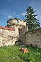 Монастир у Підкамені. Південно-східна башта
