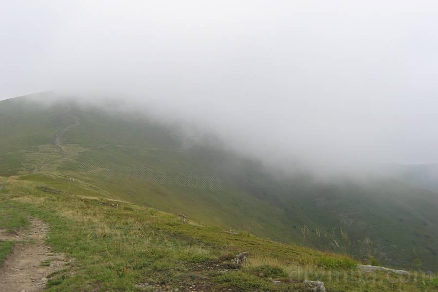Хребет Боржава