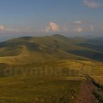 Гора Гимба (1491м) (Боржава)