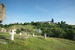 Козацькі хрести та цвинтар