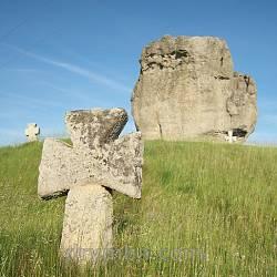 Старий козацький хрест